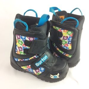 BURTON | boots kids ski snowboard 2